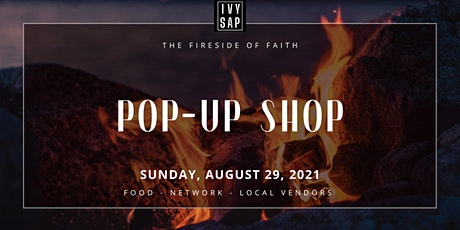 The Fireside of Faith Pop-Up Shop tickets