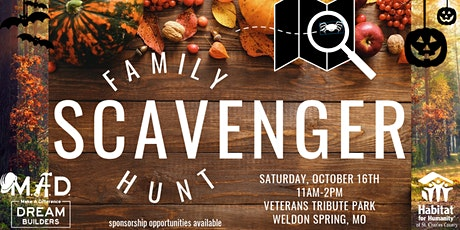 MAD Family Scavenger Hunt tickets