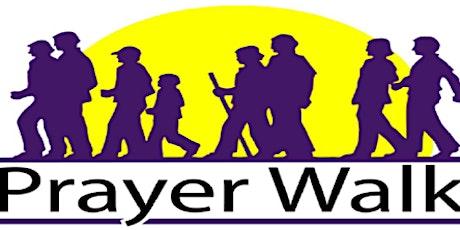 Back-to-School Prayer Walk tickets