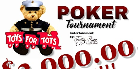 Toys 4 Tots Poker Fundraiser at Sneaky Pete's tickets