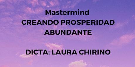 Mastermind Creando Prosperidad Abundante entradas