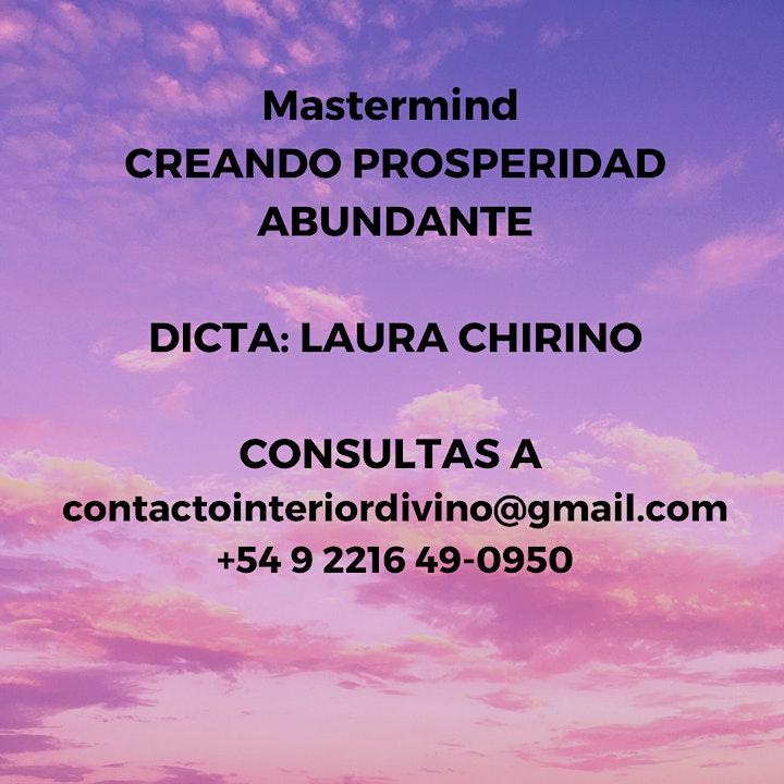 Imagen de Mastermind Creando Prosperidad Abundante