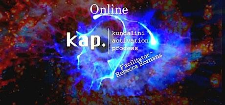 Kundalini Activation Process  | KAP in  SYDNEY / Newtown  ~  ONLINE tickets