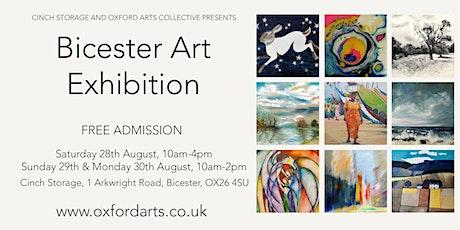 Bicester Art Exhibition tickets