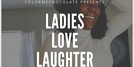 Ladies Love Laughter Brunch tickets