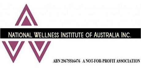 Nationall Wellness Online Presentation - 2 Guest Speakers tickets