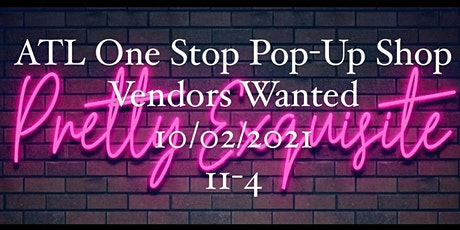 ATL's One Stop Pop-Up Shop tickets
