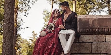 Eman & Rafay's Wedding Reception tickets