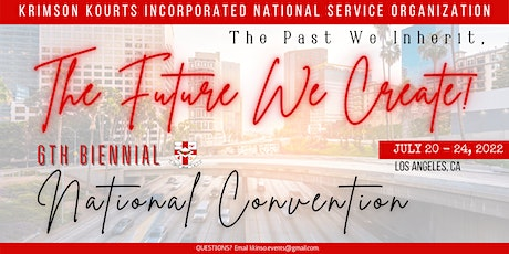 K.K.I.N.S.O. National Convention 2022 tickets