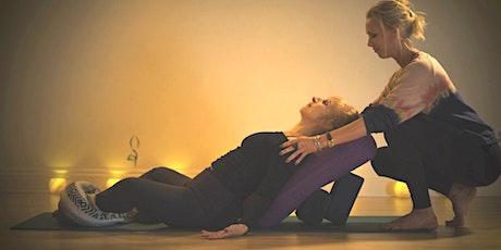 Restorative Yoga with Massage - Santa Monica | Brentwood | West LA tickets