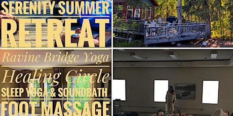 Serenity Summer Retreat: Healing Circle, Soundbath & Yoga Nidra tickets