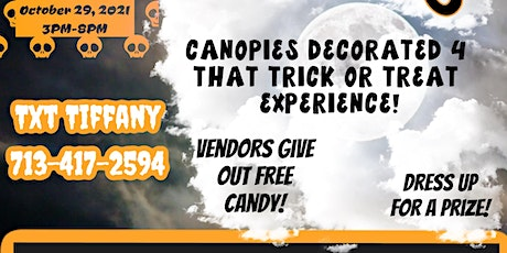 Tent Or Treat tickets