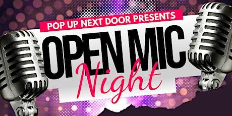 OPEN MIC NIGHT! tickets
