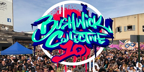 10th Anniversary Bushwick Collective Block Party 2021 tickets
