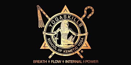 Kemetic Yoga® 101 tickets
