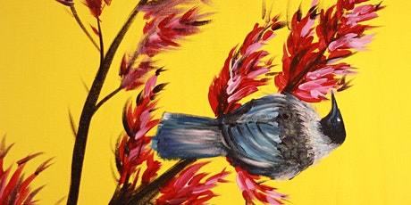 Chill & Paint Sat  5pm @Auckland City Hotel - Tui on Flax! tickets