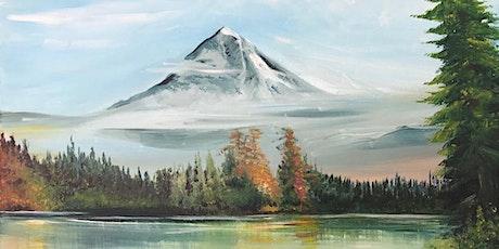 Chill & Paint Friday Night  Auck City Hotel  - Bob Ross Mountain & Lake! tickets