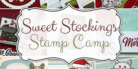 Sweet Stockings Stamp Camp tickets