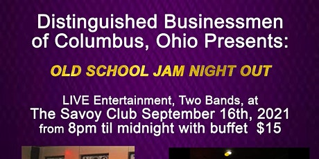 Old School Jam Night Out tickets