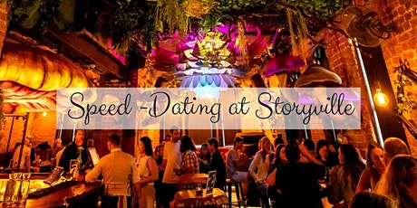 Melbourne Speed Dating at Storyville, 20-29yrs Speed Dating Event tickets