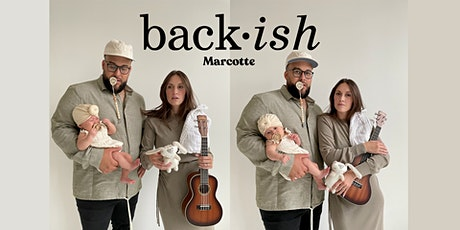 back•ish | a live concert tickets
