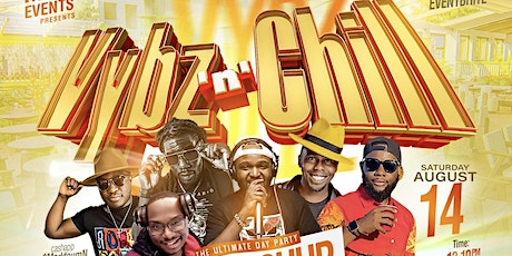 VYBZ N' CHILL *THE ULTIMATE DAY PARTY* tickets