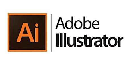 4 Weeks Beginners Adobe Illustrator Virtual LIVE Online Training Course tickets
