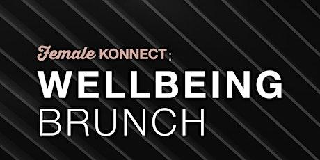 Female Konnect: Wellbeing Brunch tickets