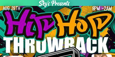 Hip Hop Throwback Part 2 with 2ndIINone tickets