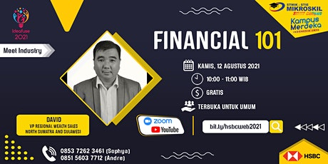 Meet Industry : Pengaturan Keuangan Bersama Bank HSBC Indonesia tickets
