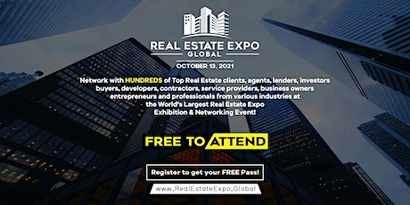 Real Estate Expo Global 2021 tickets
