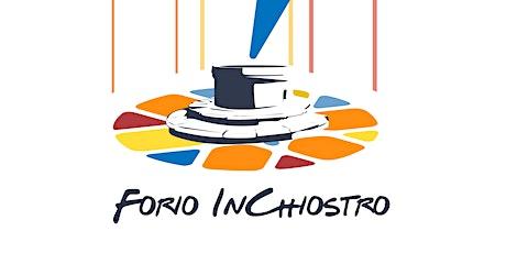 INCHIOSTRO DI CHINA   Itinerario Ex-Chiostro  Piano Liguori con Marianna P. biglietti