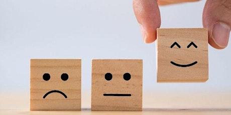 Webinar gratuito: Cómo controlar tus emociones 12hs biglietti