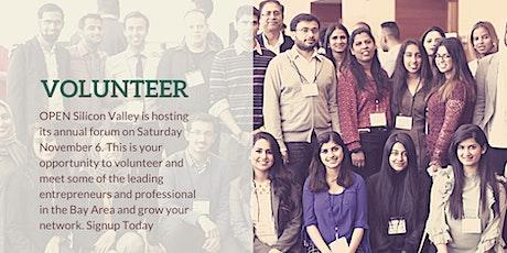 OPEN SV Volunteer Event tickets
