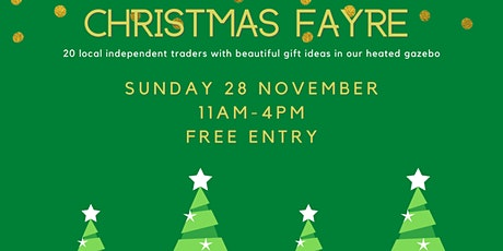 Christmas Fayre tickets
