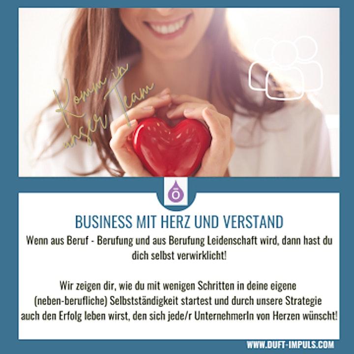 BUSINESS MIT HERZ UND VERSTAND: Bild