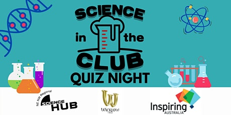 Science Trivia in the Club! tickets