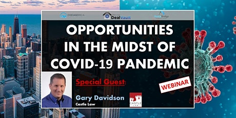 WEBINAR: Opportunities in the Midst of COVID-19 Pandemic tickets