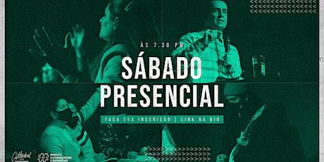 SÁBADO PRESENCIAL tickets