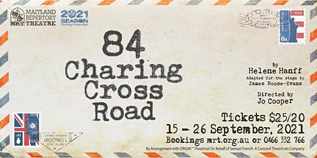 84 Charing Cross Road tickets