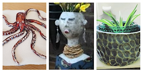 Morning Clay Ceramic & Sculpture workshop for all abilities tickets