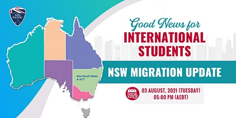 Webinar on New South Wales Migration Update tickets