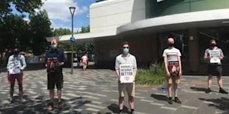 Morrisons Protest: Sutton tickets