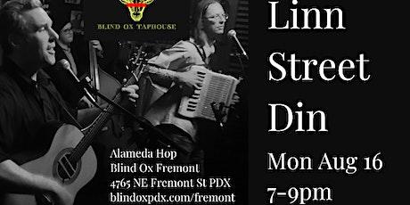 Linn Street Din at Blind Ox FREMONT tickets