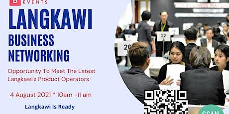 LANGKAWI SELLERS REGISTRATION untuk Langkawi Business Networking with MITA tickets