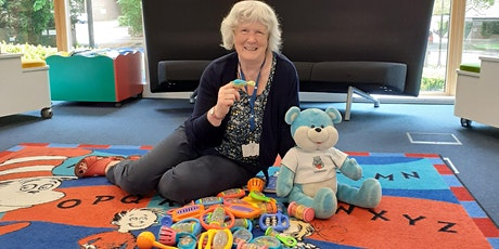 Rhymetime at Dorchester Library tickets