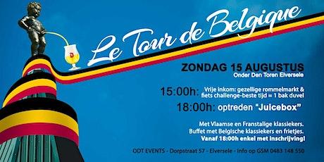 Le Tour de Belgique tickets