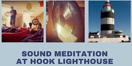 Sound Meditation -Hook Lighthouse tickets