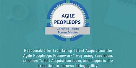 APF Certified Talent Scrum Master™ (APF CTSM™)   Oct 5-6, 2021 tickets