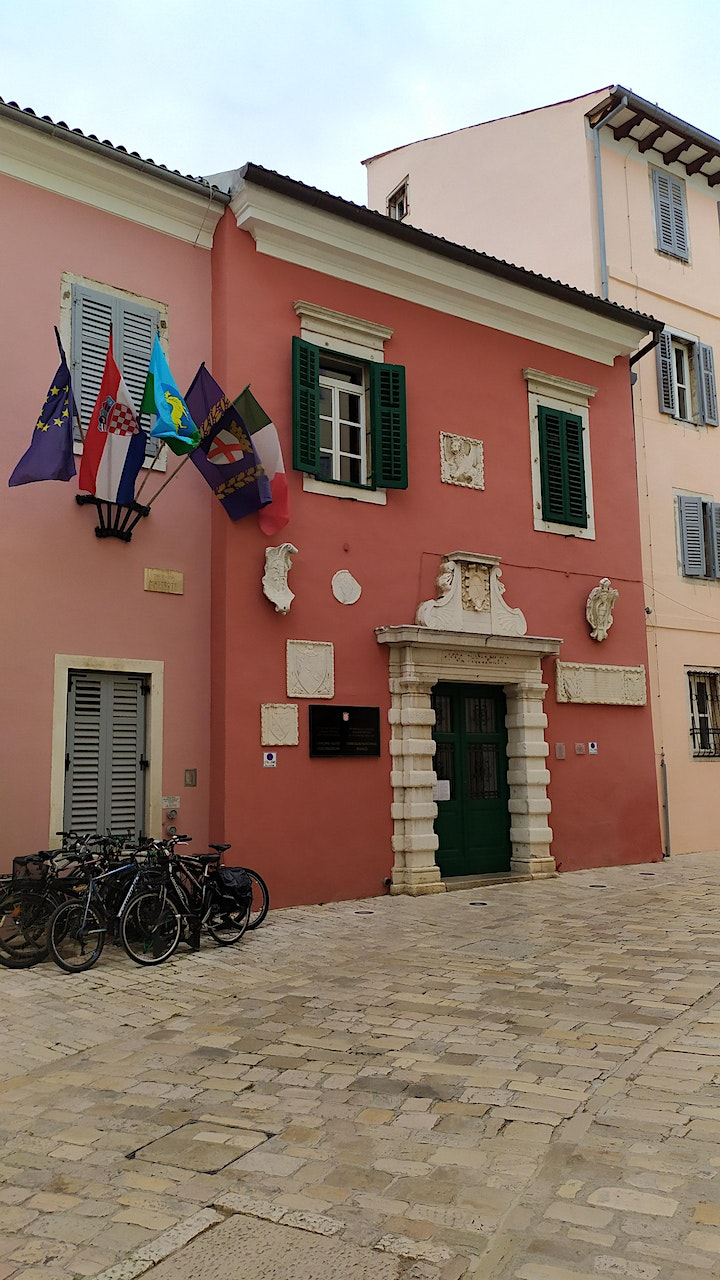 Walk Through The Picturesque Old Town Of Rovinj image